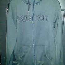 Burton Sweatshirt Size Medium  Photo