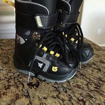 Burton Toddler Snow Boots Size 11 Nwot Photo