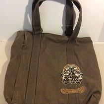 Burton Tote Bag/book Bag With Patches Cute Bag Photo