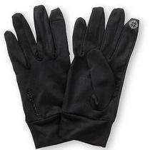 Burton Touchscreen Liner Snowboard Gloves S/m (Black) Mens Photo
