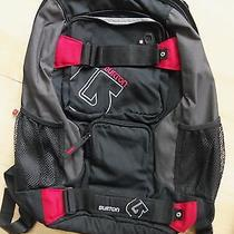 Burton Treble Yell Backpack Vertical Skateboard Carry Computer Backpack Photo