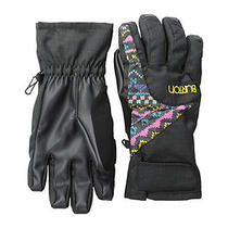 Burton Women Approach Underglove (M) True Black / Fun Fair Photo