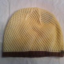 Burton Women's Acrylic Knit Beanie Cream Photo