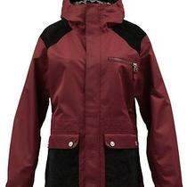Burton Women's Aster Snow Jacket - Biking Red - Medium - Nwt  Photo