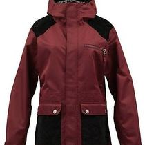 Burton Women's Aster Snow Jacket - Biking Red - Medium - Nwt  Photo