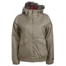 Burton Women's Commuter Snow Jacket  Xsmall Twill  Nwt  Photo