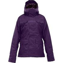 Burton Women's Delirium Snow Jacket - Rum Raisin - Medium - Nwt  Photo