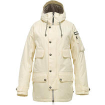 Burton Women's Dylan Snow Jacket Canvas Large Nwt Reg 380 Photo
