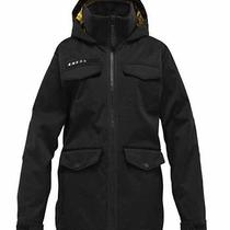 Burton Women's Heidi Jacket True Black Small Nwt Reg300  Photo