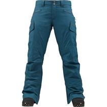 Burton Women's Lucky Snowboard Pant - Spruce - Large Photo
