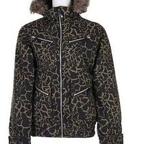 Burton Women's Lush Snow Jacket - Safari Chic Capers - Xs - Nwt Photo