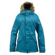 Burton Women's Memphis Snow Jacket - Meltwater - Large - Nwt - Reg 350  Photo