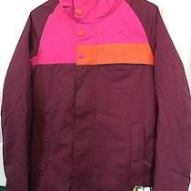 Burton Women's Method Snow Jacket - Large Nwt - Photo