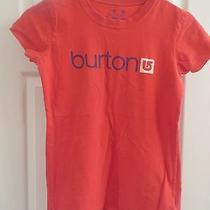 Burton Women's Red Shirt Photo