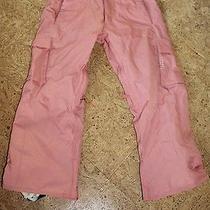 Burton Womens Ski & Snowboard Pants - Pink - Size Xs Photo
