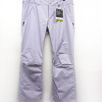 Burton Women's Society Snowboarding Pants (Amethyst) 253817 New & Authentic  Photo
