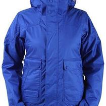 Burton Women's Tabloid Snow Jacket Academy Medium Nwt Reg 300 Photo
