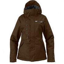 Burton Women's Wb Ivy Snow Jacket  Med Brunette  Nwt  Photo