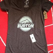 Burton Womens T Shirt Photo