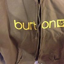 Burton Womens Zipper Sweatshirt Photo