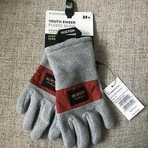 Burton Youth Ember Fleece Glove M Boy/girl Photo