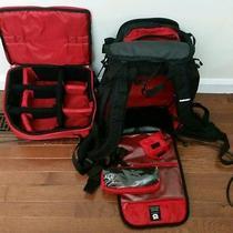 Burton Zoom Pack Camera Backpack Bag 26l Black New Photo