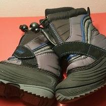 Buster Brown Chill Chaser Boys Girl's Snow Drift Snow Boot Sz 5m Photo