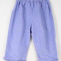 Busy Bees Best & Co. Orient Expressed Infant Girl Set of 4 Corduroy Pants 18-24  Photo