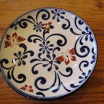 Butterfly Blossom by Pier One Salad Plates  Photo