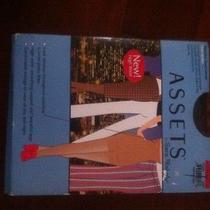Buy One Get One free.assets by Sara Blakely (Spanx) Textured Tights Size 1 Black Photo