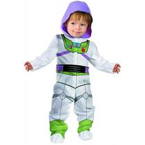 Buzz Lightyear Baby Costume Toy Story Astronaut Halloween Fancy Dress Photo