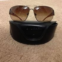 Bvlgari 555 21013 Gold/gold Designer Sunglasses Photo