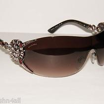 Bvlgari 6039b 245/13 Brown/bronze/gradient 6039 B Bulgari Sunglasses Photo