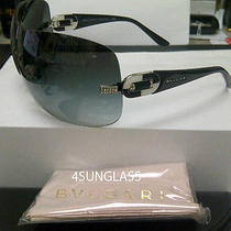 Bvlgari 6054b Sunglasses Black  Photo