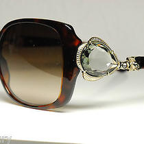 Bvlgari 8081 B Limited Edition Sunglasses  Very Elegantchic Brand New With Box Photo