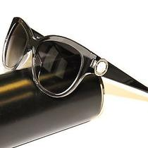 Bvlgari 8121h 8121 H 5282/8g Black Gray Transparent W/pearl Bulgari Sunglasses Photo