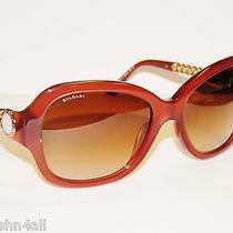 Bvlgari 8130hb 8130h 8130 cherry/rasp.brown grad.526513 New Bulgari Sunglasses Photo
