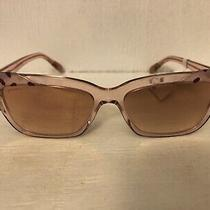 Bvlgari Bv 5462/6f 56 Gold/violet/pink Transparent Rose Gold Sunglasses Photo