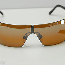 Bvlgari Bv 633 Sunglasses Unisex Wrap Looks Really Great and Cool Brand New Photo