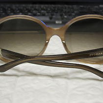 Bvlgari Bv 8108-B 5235/13 Women's Sunglasses Swarovski Crystal Must See Lovely Photo