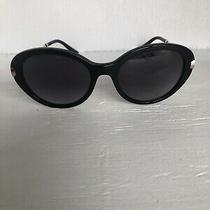 Bvlgari Bv 8216b Black/dark Grey Shaded (501/8g a) Sunglasses Photo