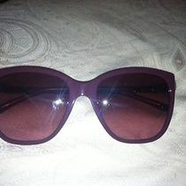 Bvlgari Diamond Sunglasses in Purple Photo