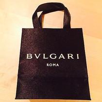 Bvlgari Gift Bag Photo