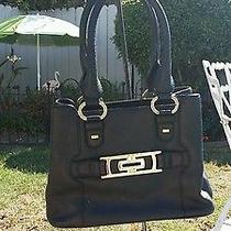 Bvlgari Handbag With Gold Hardware Beautiful Great Price Photo