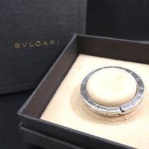 Bvlgari Key Ring Sterling Silver 925 & Display Box 100% Authentic  Photo
