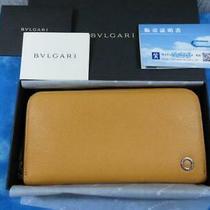 Bvlgari Long Wallet Round Yellow Ultra Photo