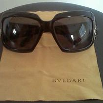 Bvlgari Sunglasses Photo