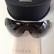 Bvlgari Sunglasses Black  Photo