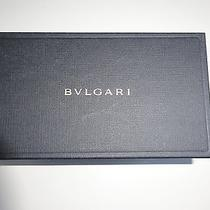 Bvlgari Sunglasses Box  Photo