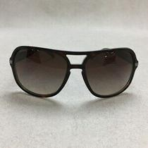 Bvlgari Sunglasses Brown Color Accessory From Japan Used Photo